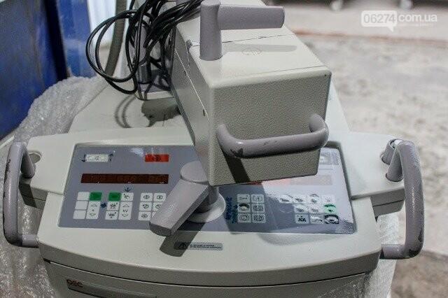 Бахмутской ЦРБ передали мобильный рентген-аппарат из Днепропетровской области, фото-2