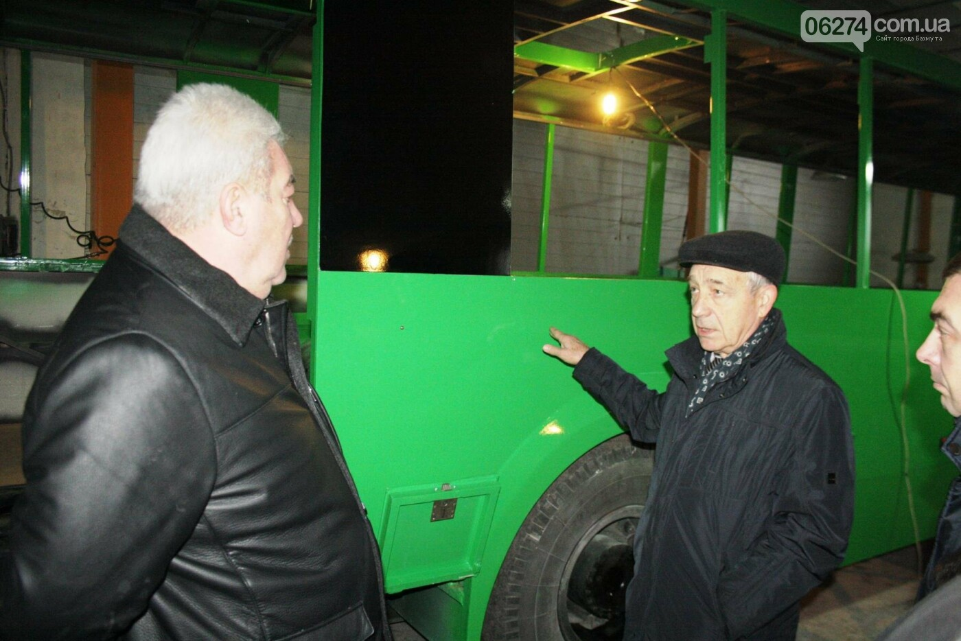 В Часовом Яре проходят работы по капитальному ремонту троллейбуса для Бахмута (ФОТО), фото-5