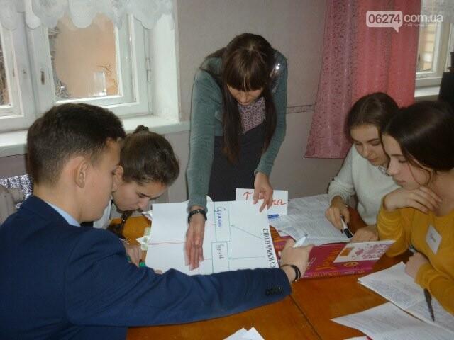 В Бахмуте определены победители I (городского) тура Всеукраинского конкурса «Учитель года-2018», фото-2
