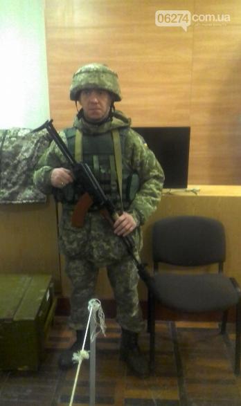 Целый арсенал оружия появился в краеведческом музее, фото-1