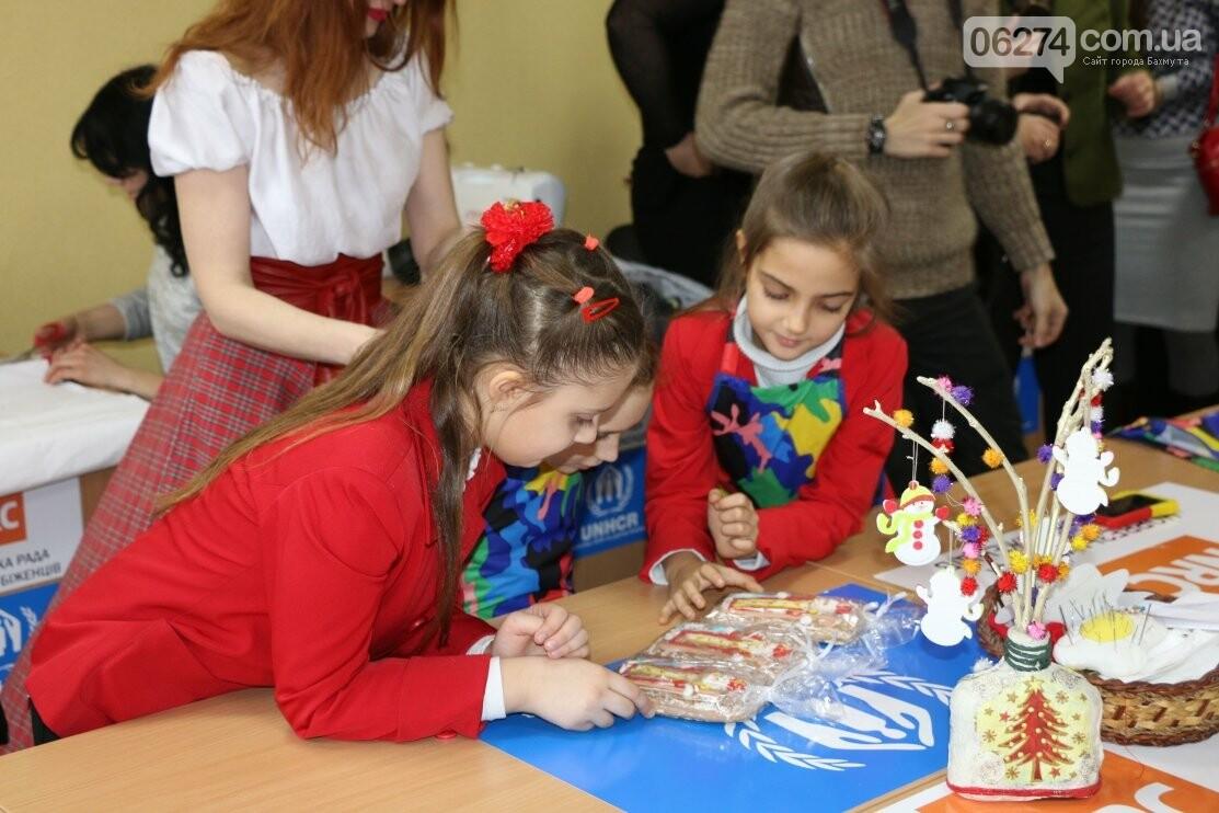 В Бахмуте открыли современный швейный кружок для детей «Перлинка», фото-12