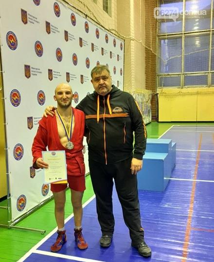 Бахмутчане успешно выступили на Чемпионате Украины по самбо, фото-2