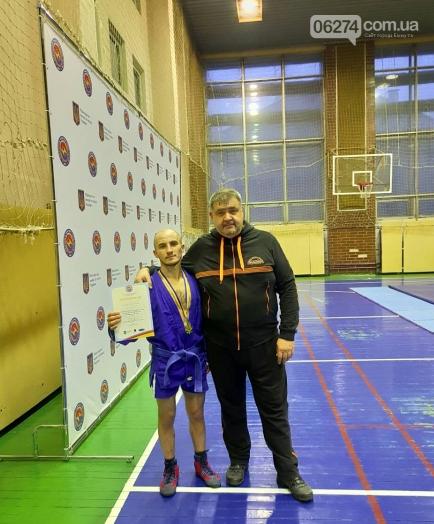 Бахмутчане успешно выступили на Чемпионате Украины по самбо, фото-1