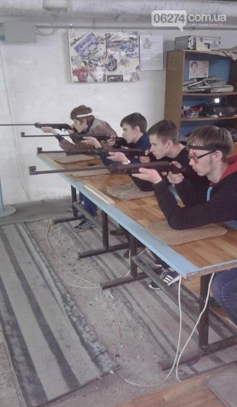 Чемпионат Донецкой области по пулевой стрельбе прошел в Бахмутской школе, фото-1
