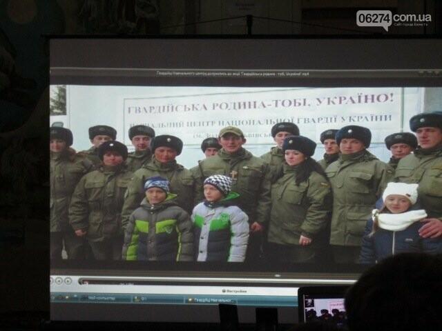 Семьи военнослужащих из Киева прислали подарки детям Бахмутской школы-интерната, фото-3