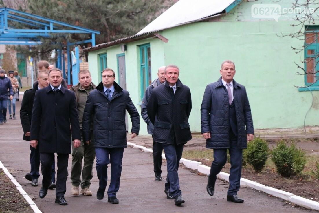 В Бахмуте построят современную спортивную базу для ДВУОР имени Сергея Бубки, фото-6