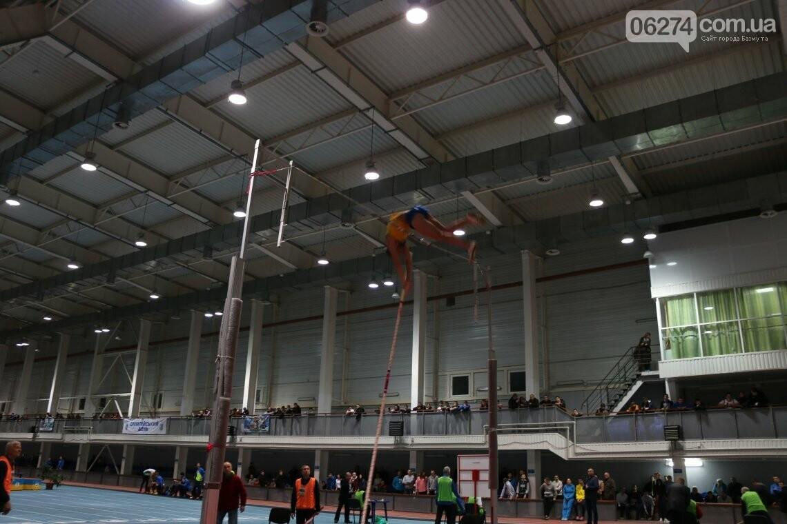В Бахмуте прошел открытый Чемпионат области по легкоатлетическим прыжкам на призы Виталия Петрова, фото-1