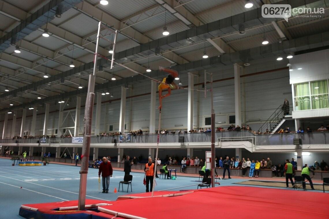В Бахмуте прошел открытый Чемпионат области по легкоатлетическим прыжкам на призы Виталия Петрова, фото-3