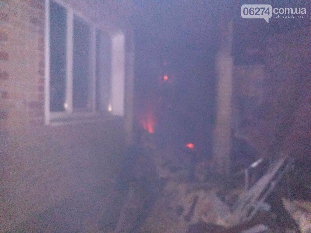 Вчера вечером боевики обстреляли Бахмутский район (ФОТО), фото-9