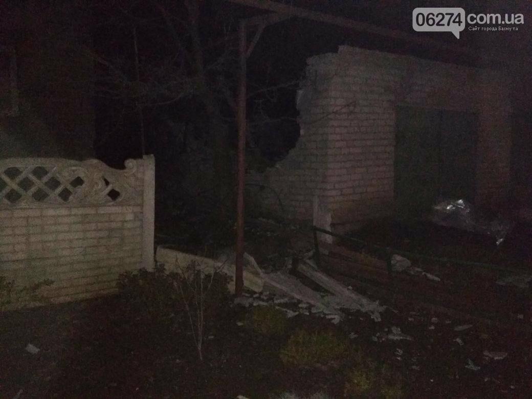 Вчера вечером боевики обстреляли Бахмутский район (ФОТО), фото-8