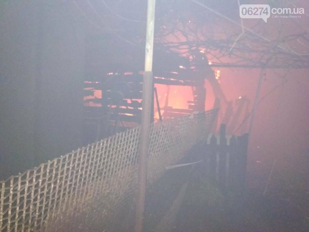 Вчера вечером боевики обстреляли Бахмутский район (ФОТО), фото-4