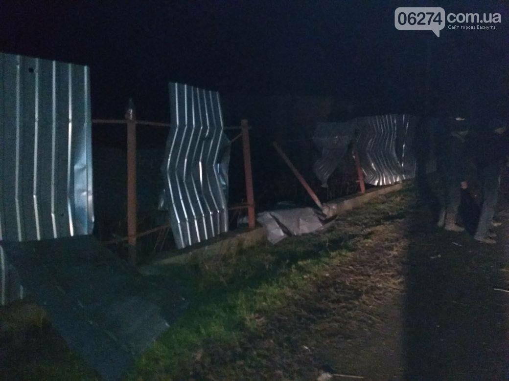 Вчера вечером боевики обстреляли Бахмутский район (ФОТО), фото-5