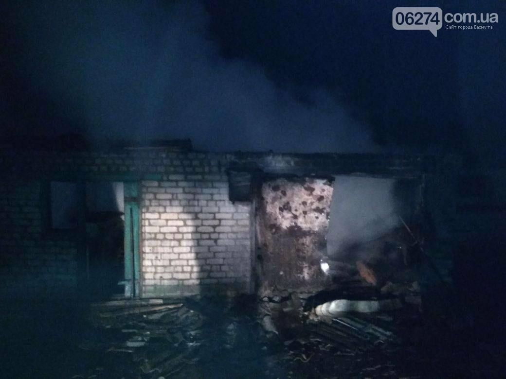 Вчера вечером боевики обстреляли Бахмутский район (ФОТО), фото-3