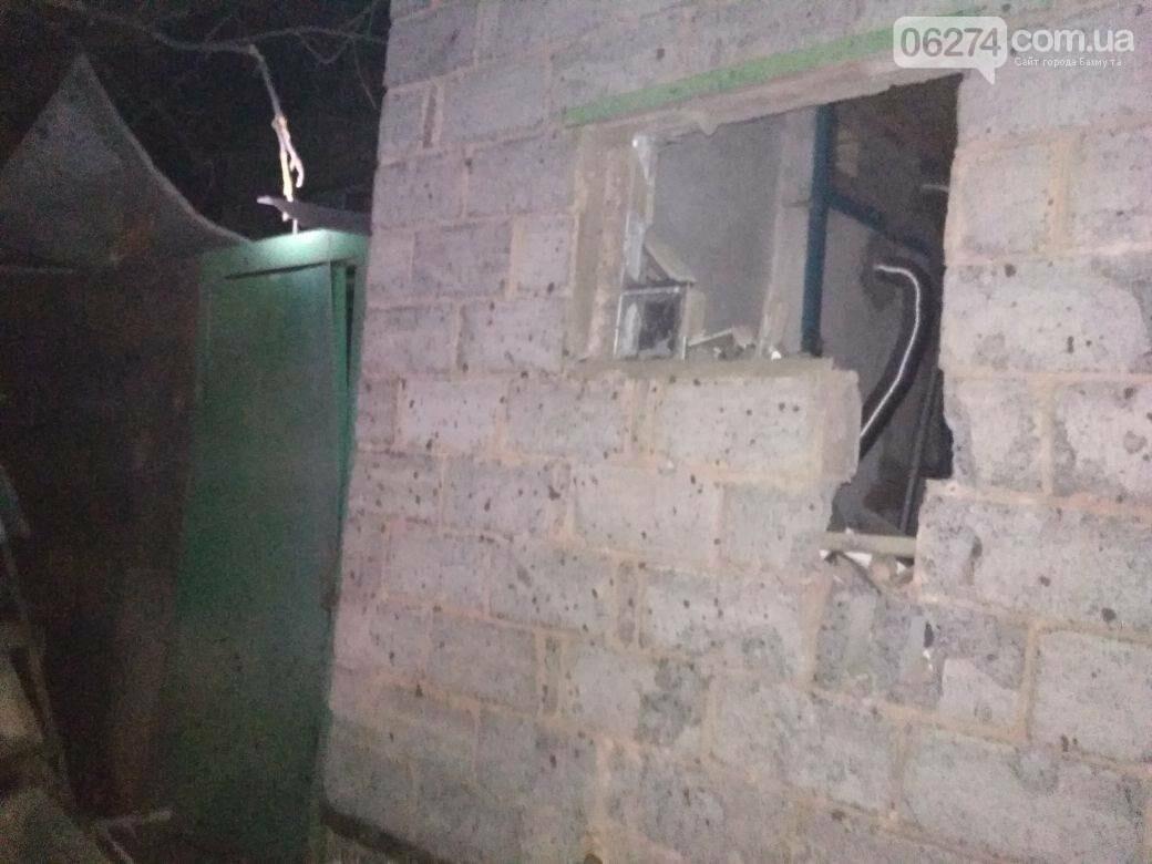 Вчера вечером боевики обстреляли Бахмутский район (ФОТО), фото-6