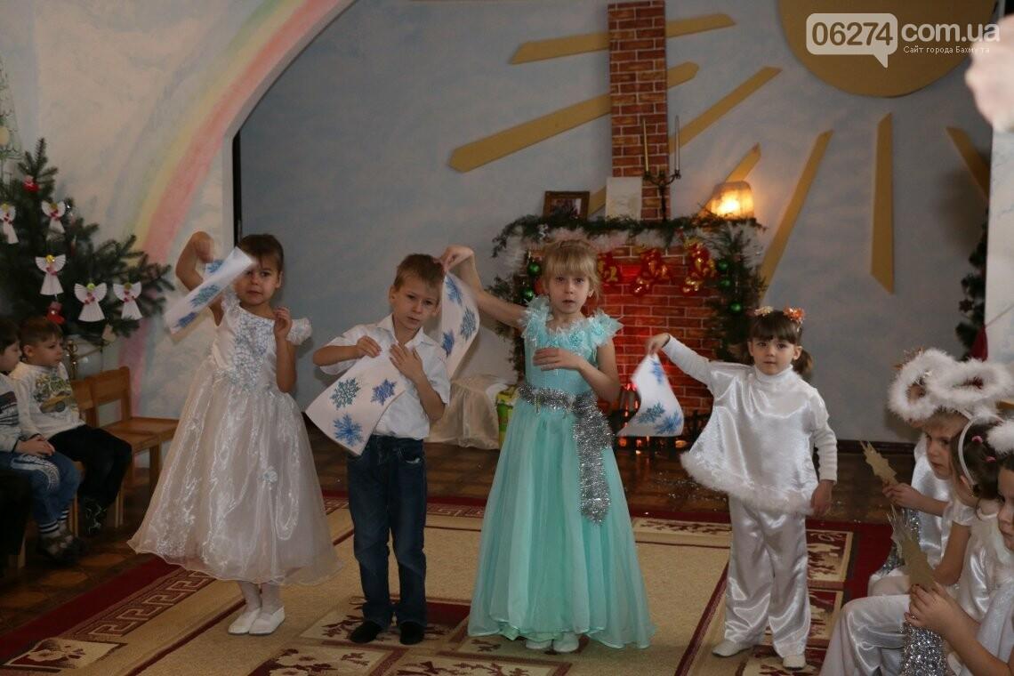 Святой Николай приходит ко всем деткам, фото-11