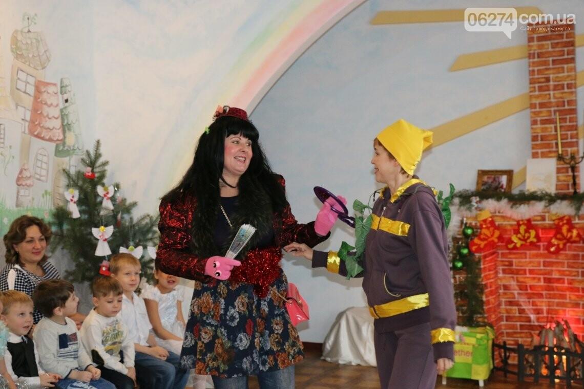 Святой Николай приходит ко всем деткам, фото-9