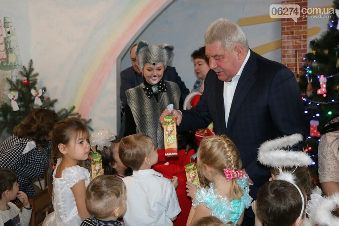Святой Николай приходит ко всем деткам, фото-23