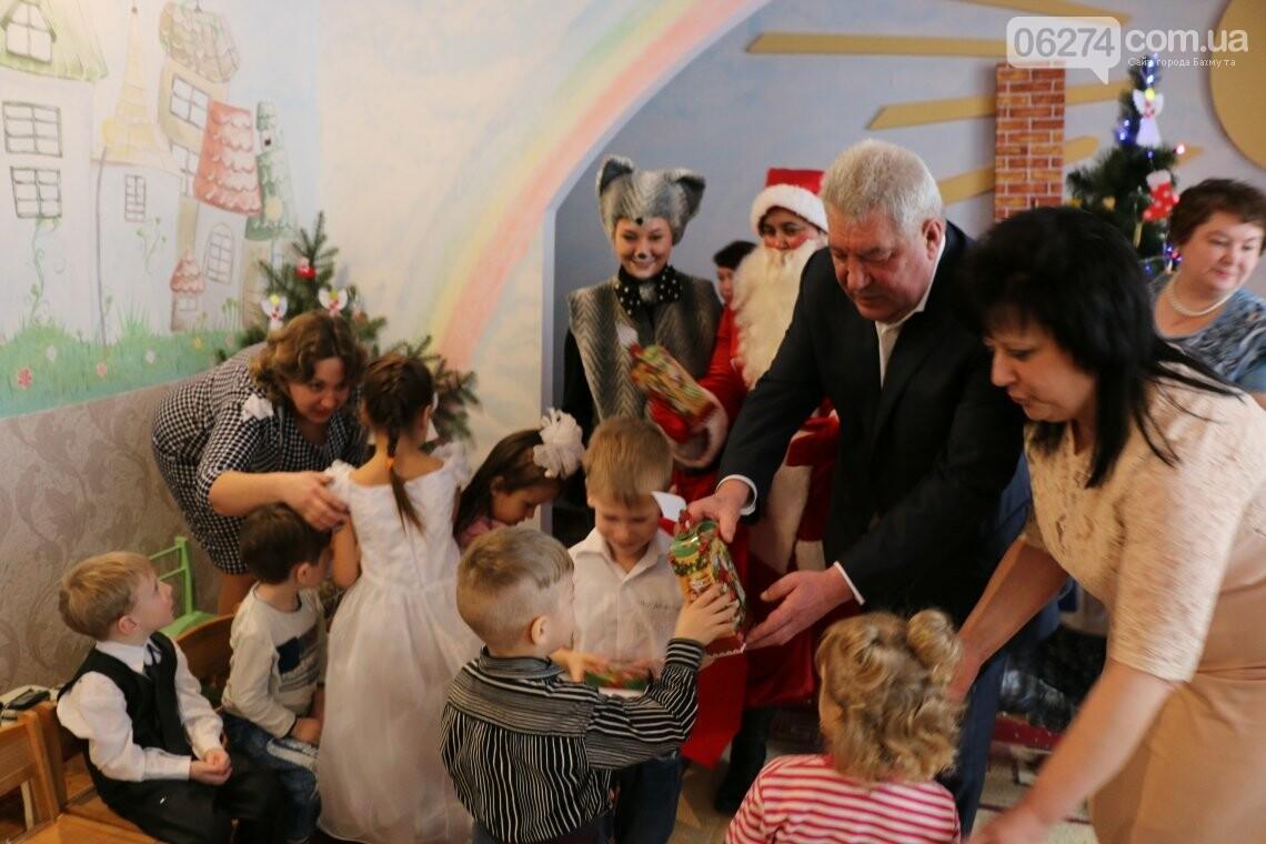 Святой Николай приходит ко всем деткам, фото-22