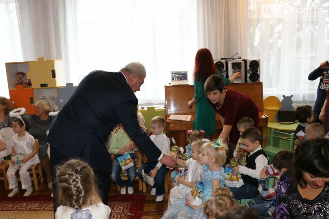 Святой Николай приходит ко всем деткам, фото-21