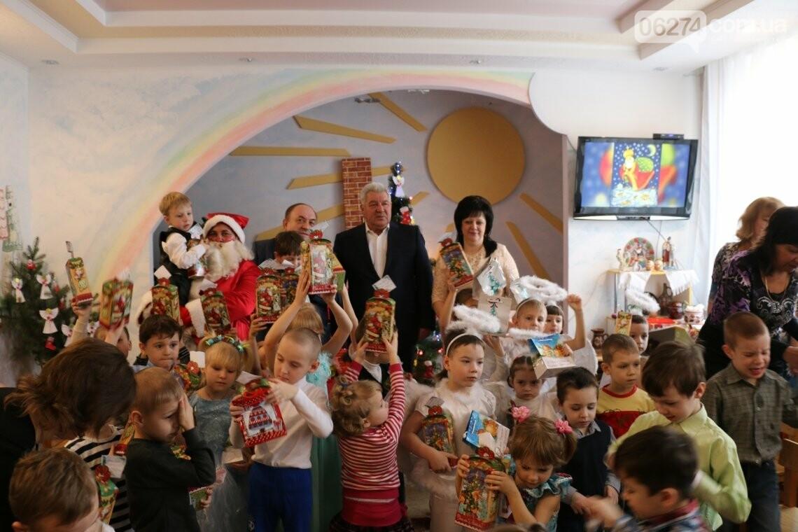 Святой Николай приходит ко всем деткам, фото-24