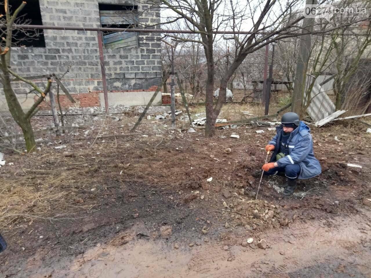 В Новолуганском ликвидируют результаты артобстрелов (ФОТО), фото-15