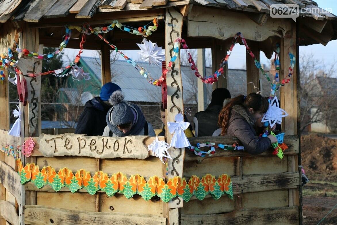 В Бахмуте состоялось торжественное открытие зоны отдыха «Заречье», фото-9