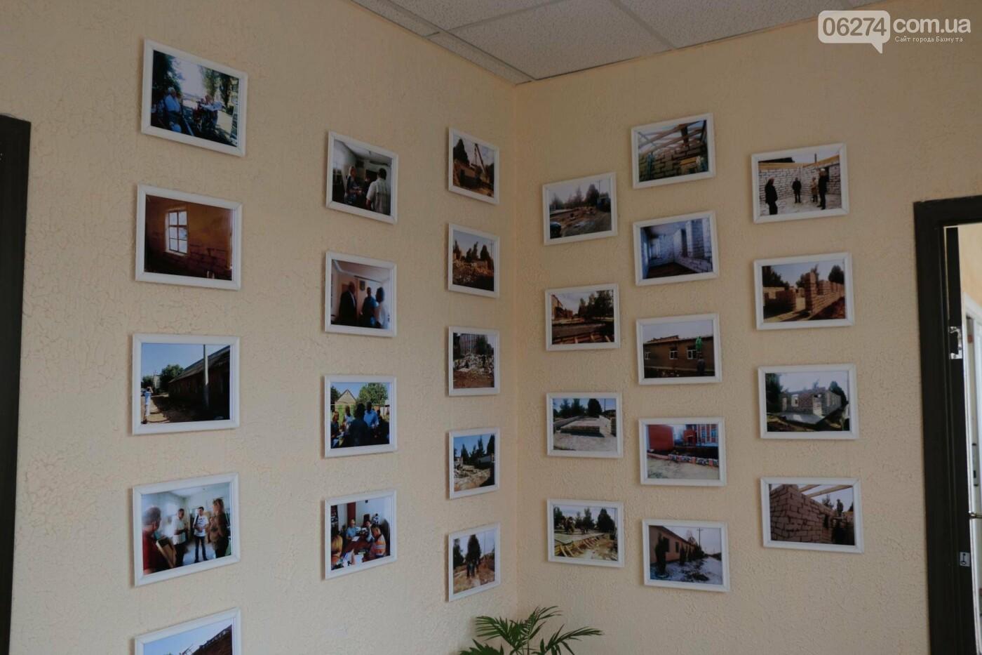 В Бахмуте открыли Центр развития громады «Квартал», фото-14