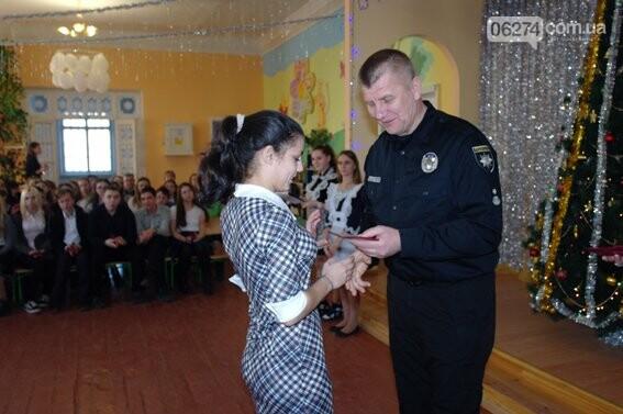Дети прифронтового Мироновского присоединились к «Лиге будущих полицейских» (ФОТО), фото-3