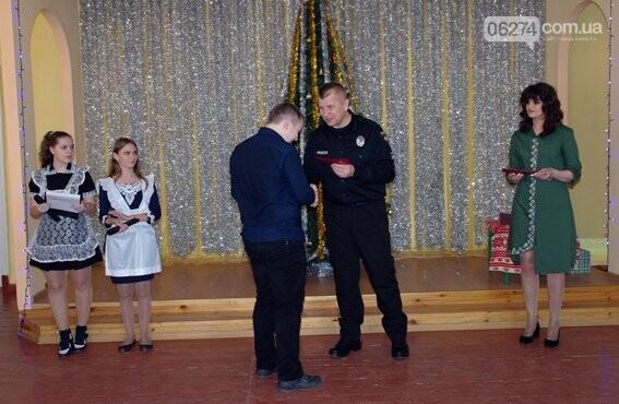 Дети прифронтового Мироновского присоединились к «Лиге будущих полицейских» (ФОТО), фото-1