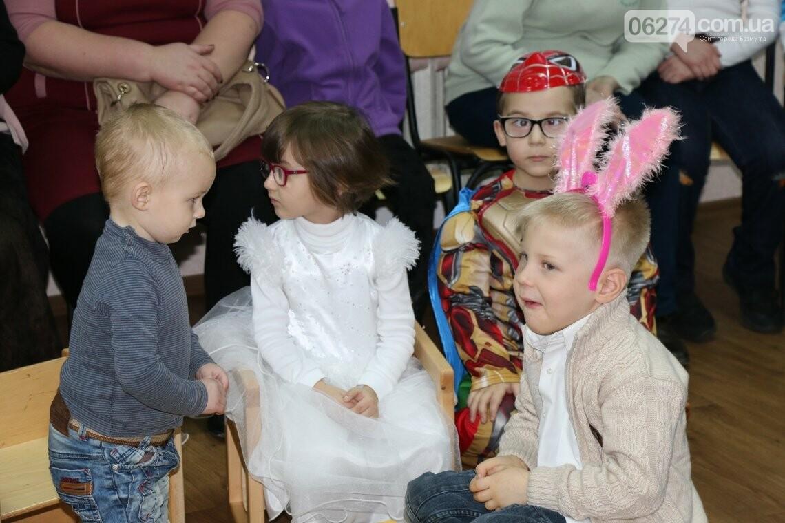 Особенных детей Бахмута поздравили с Новогодними и Рождественскими праздниками, фото-15