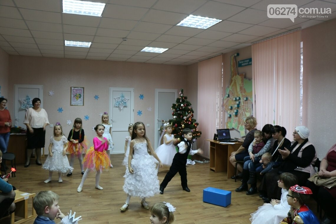Особенных детей Бахмута поздравили с Новогодними и Рождественскими праздниками, фото-2