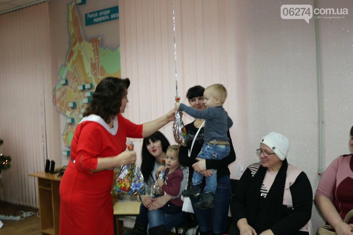 Особенных детей Бахмута поздравили с Новогодними и Рождественскими праздниками, фото-21