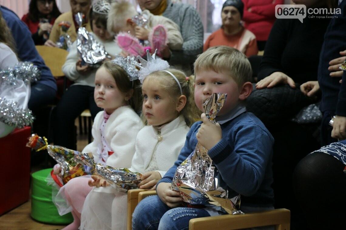 Особенных детей Бахмута поздравили с Новогодними и Рождественскими праздниками, фото-22