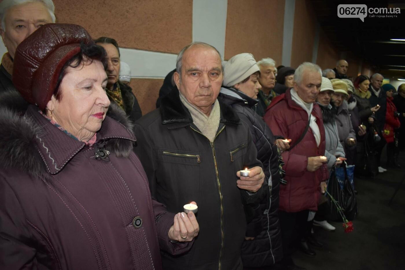 В Бахмуте почтили память погибших земляков в годы Второй мировой войны, фото-1