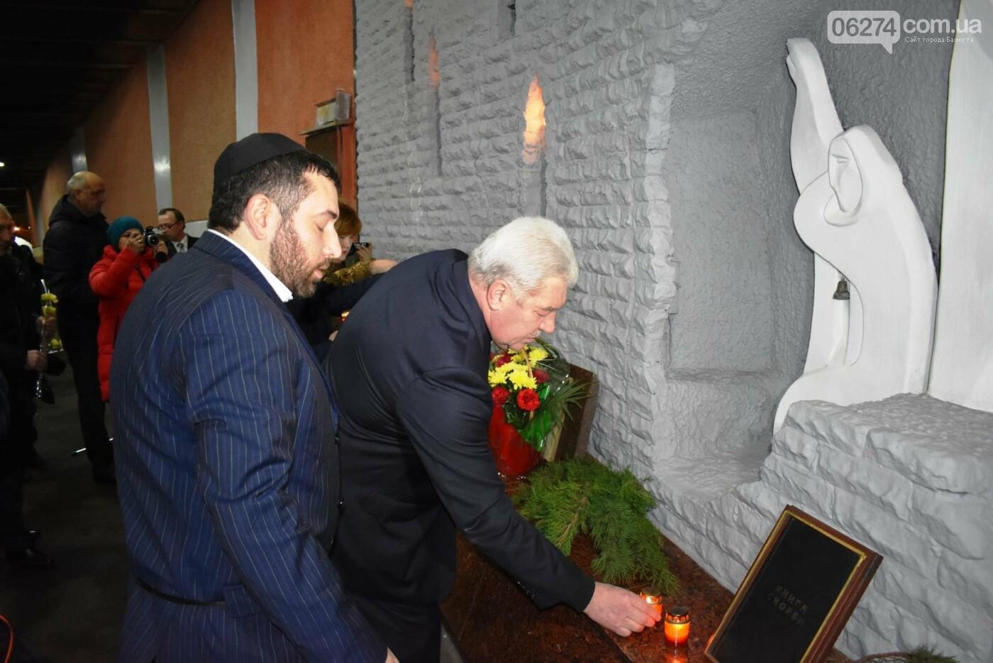 В Бахмуте почтили память погибших земляков в годы Второй мировой войны, фото-7