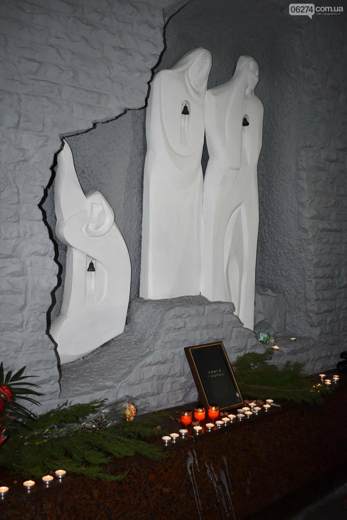 В Бахмуте почтили память погибших земляков в годы Второй мировой войны, фото-10