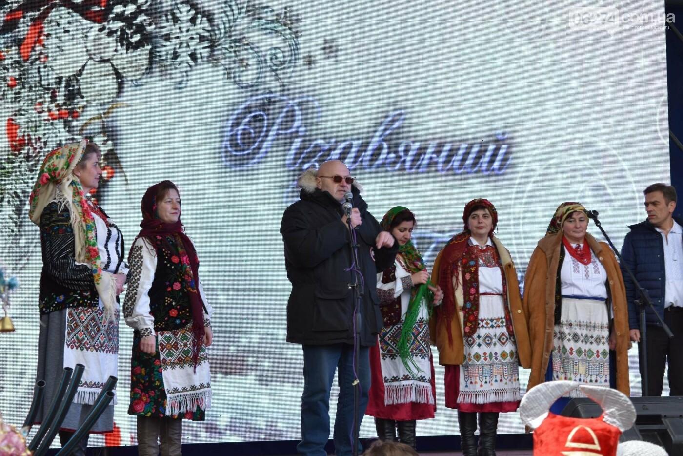 Бахмутские коллективы приняли участие в фестивале вертепов «Рождественский перезвон», фото-25