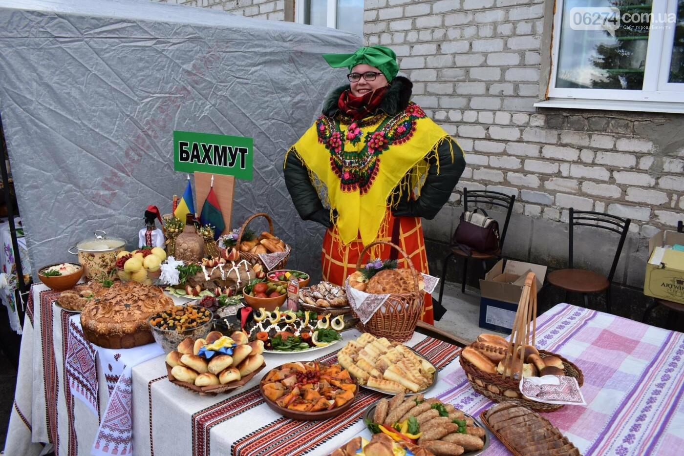 Бахмутские коллективы приняли участие в фестивале вертепов «Рождественский перезвон», фото-21