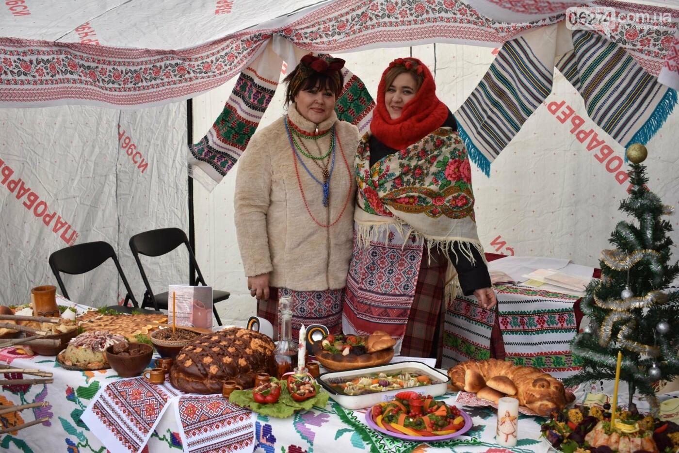 Бахмутские коллективы приняли участие в фестивале вертепов «Рождественский перезвон», фото-22