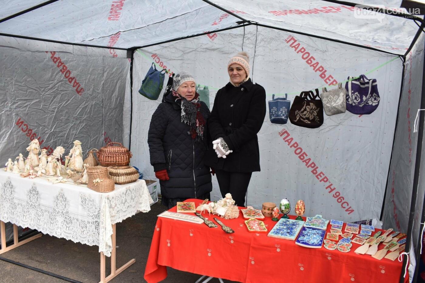 Бахмутские коллективы приняли участие в фестивале вертепов «Рождественский перезвон», фото-12