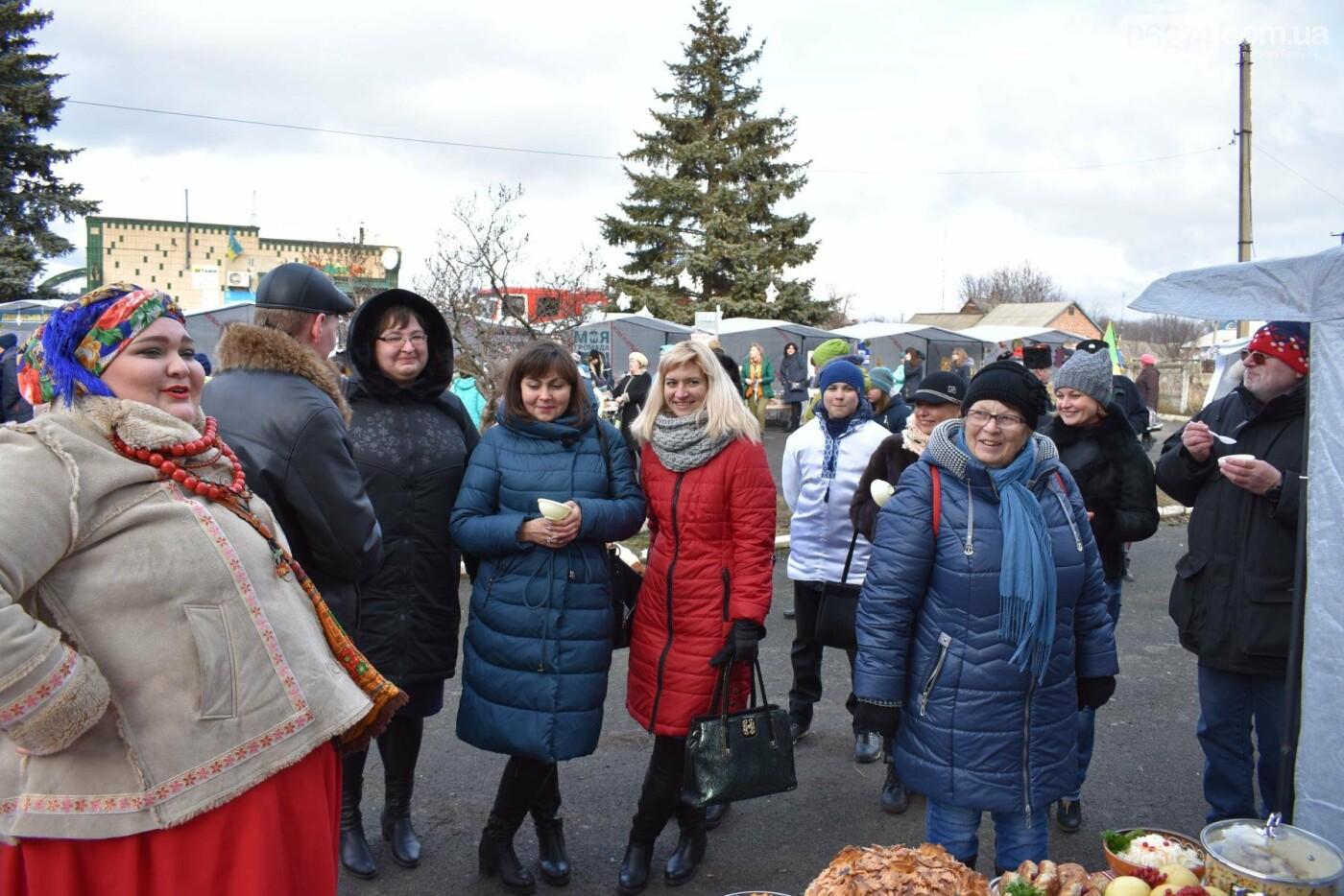 Бахмутские коллективы приняли участие в фестивале вертепов «Рождественский перезвон», фото-13
