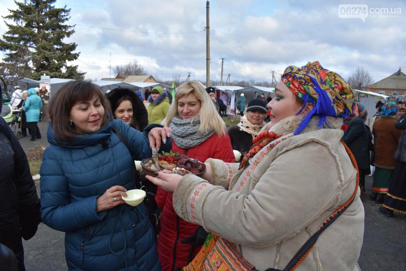 Бахмутские коллективы приняли участие в фестивале вертепов «Рождественский перезвон», фото-15
