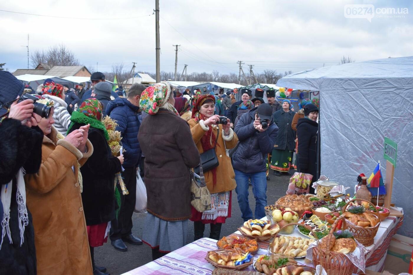 Бахмутские коллективы приняли участие в фестивале вертепов «Рождественский перезвон», фото-10