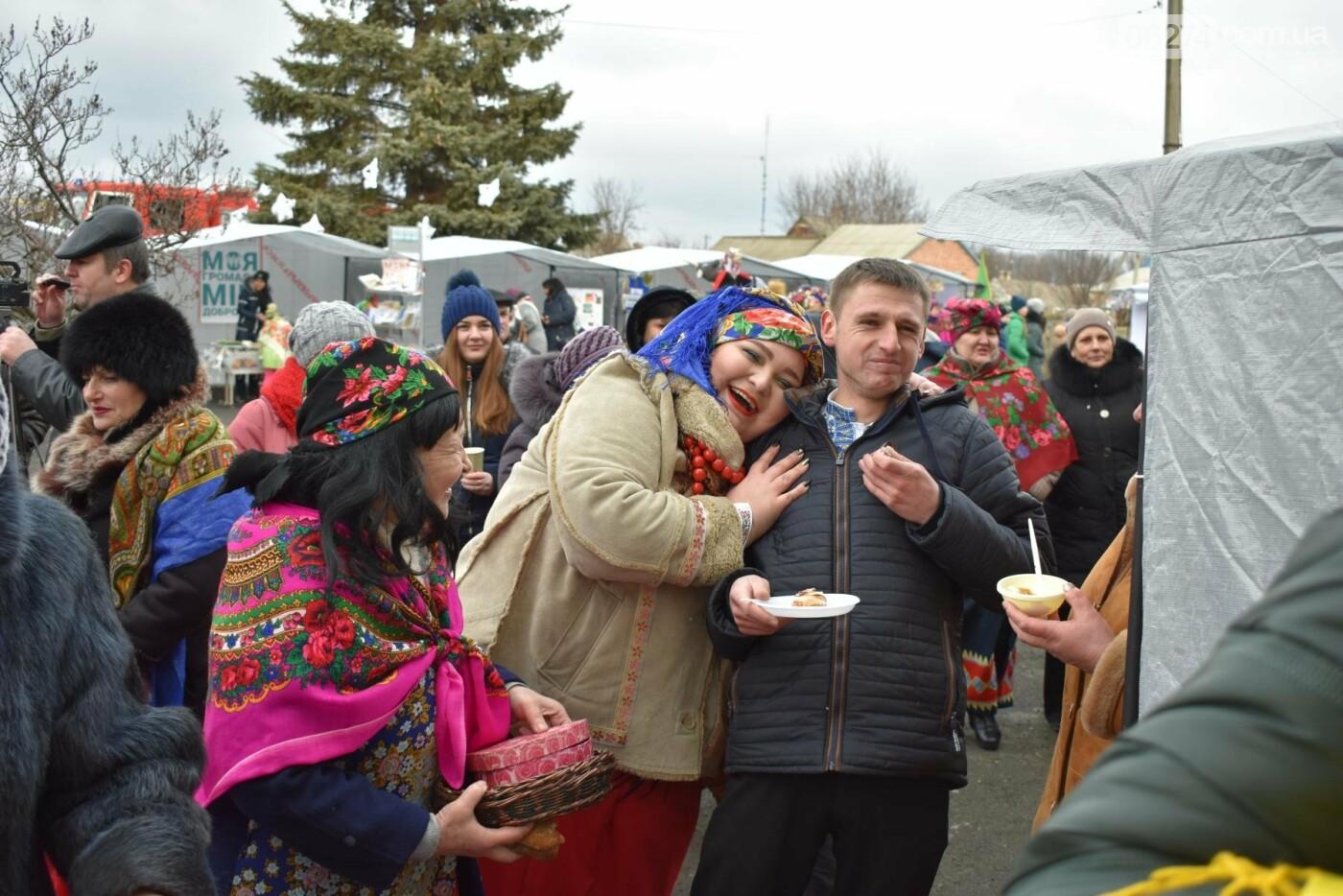 Бахмутские коллективы приняли участие в фестивале вертепов «Рождественский перезвон», фото-18