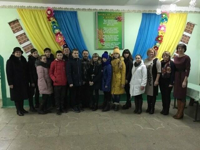 Бахмутские школьники провели рождественские каникулы в рамках акции «Восток-Запад вместе», фото-15