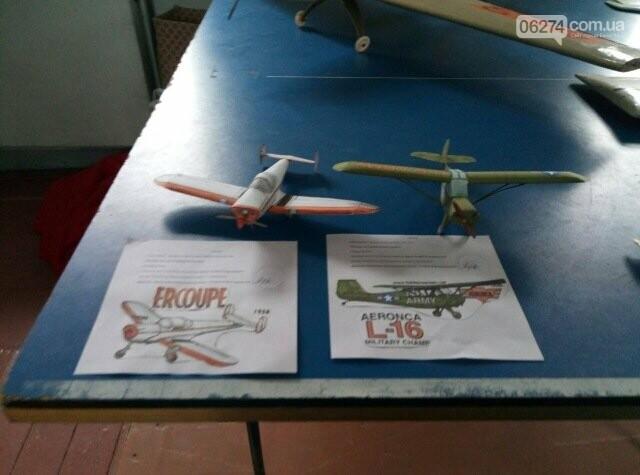 В Бахмуте прошли городские соревнования по авиамодельному спорту, фото-3