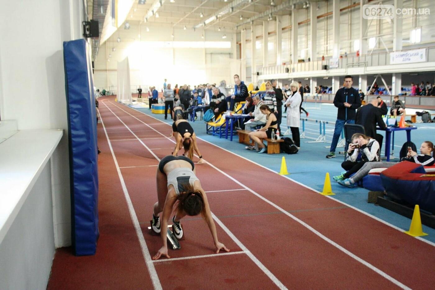 В Бахмуте прошел Открытый чемпионат области по легкой атлетике, фото-3