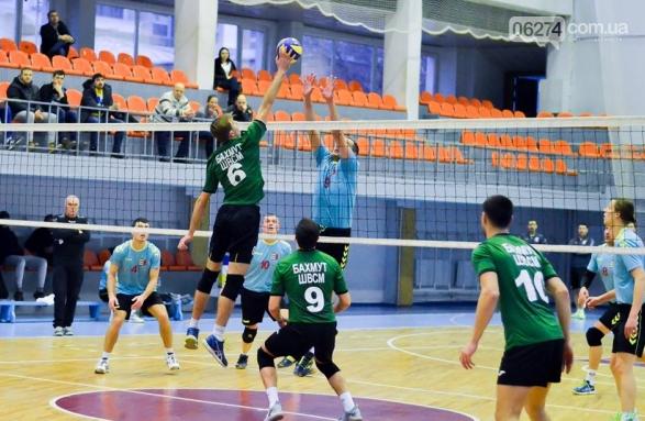 Волейбольный клуб «Бахмут-ШВСМ» победно начал 2018 год, фото-3