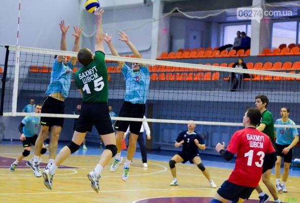 Волейбольный клуб «Бахмут-ШВСМ» победно начал 2018 год, фото-2