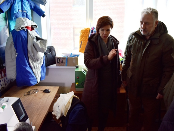 В Бахмуте Павел Жебривский посмотрел на работу местных «куркулей», фото-3